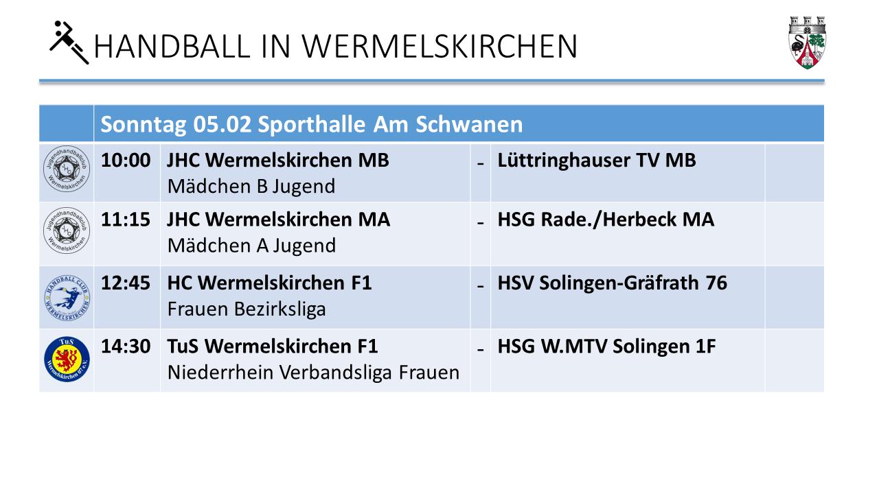 5.2 Handball Am Schwanen